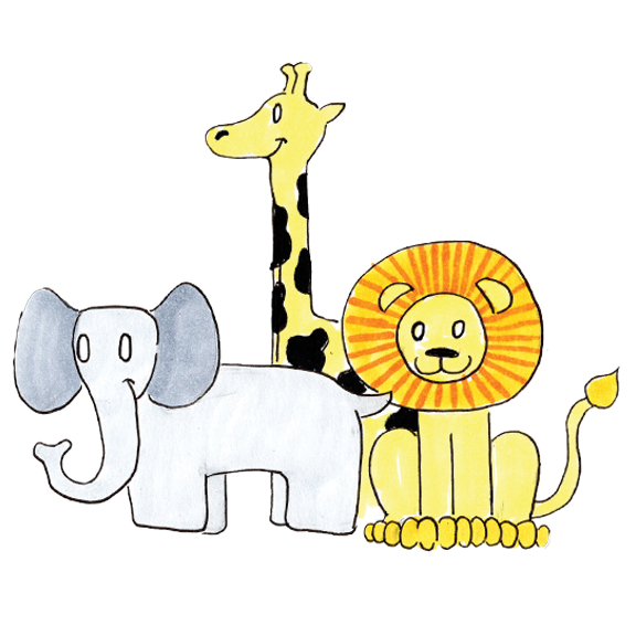 Online Summer Class: Animal Craft Safari