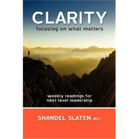 Leadership Book Clarity: Focusing on What Matters