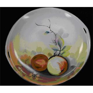 Antique Fruit Plate