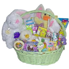 Extra Large Totally Loved Childs Easter Basket