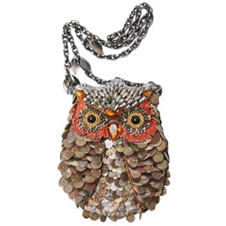What A Hoot Handbag by Mary Frances