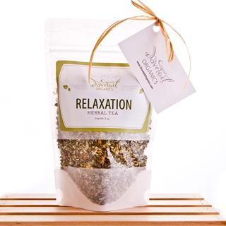 Relaxation- Loose Leaf Herbal Tea