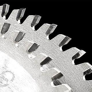 "10"" Triple Chip C-4 Carbide Sibkis Industrial 30 Tooth Saw Blade. 5/8"" Arbor. German Steel. Taiwan Carbide. Made in Taiwan. Ultra Smooth Cuts. Laser Thin Rim. Hard Body. Anti Kick Back Expansion Slots"
