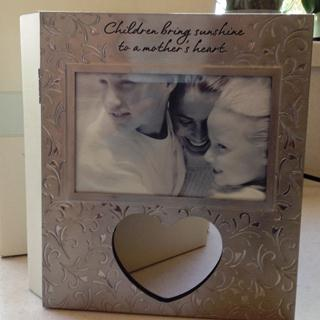 Mothers Day Keepsake Frame