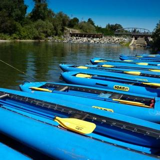 Kayaking Adventure Tickets on the Russian River