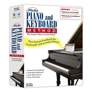 Piano & Keyboard Method CD-ROM