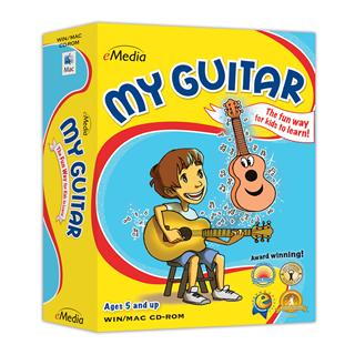 My Guitar CD-ROM