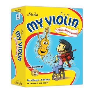 My Violin CD-ROM