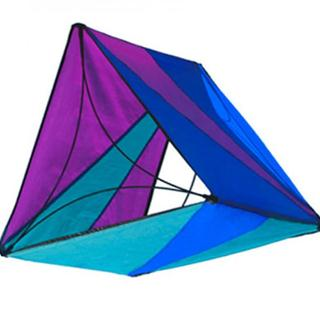 Triad Single Line Kite in Ice Color
