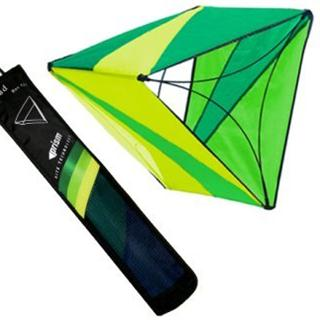 Triad Single Line Kite | Citrus