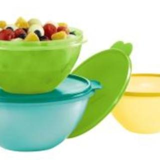 Wonderlier 3 Piece Bowl Set
