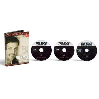 Anthony Robbins The Edge DVD Size