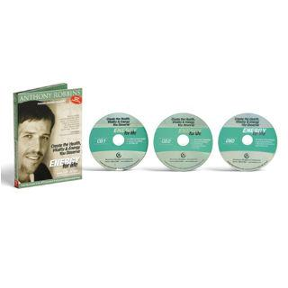 Anthony Robbins Energy for Life Audio CD