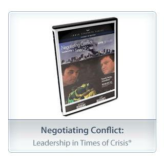 Anthony Robbins Negotiating Conflict (NTSC)