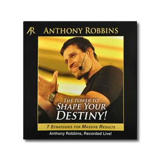 Anthony Robbins The Power to Shape Your Destiny - Classic
