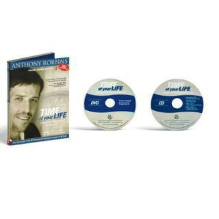 Anthony Robbins  Time of Your Life DVD