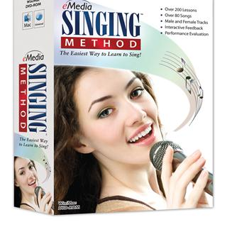 Singing Method DVD-ROM