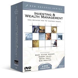 Investing & Wealth Management 6 DVD Set