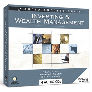 Investing & Wealth Management 4 Audio CDs