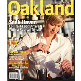 Advertise in Oakland Magazine