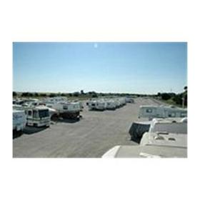 Storage Space- Large RVs